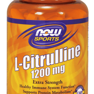 now foods l-citrulline 1200 mg 120 tablets