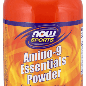now foods amino-9 essentials powder 11.64 oz