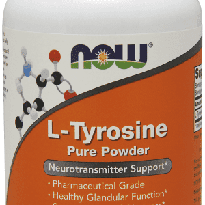 now foods l-tyrosine pure powder 4 oz