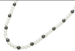 Classic Pearl Magnetic Necklace