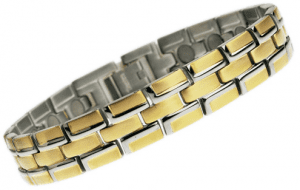 Zeus Titanium Magnetic Bracelet