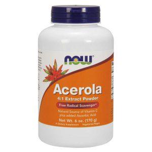 ACEROLA POWDER – 6 OZ.