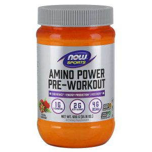 Amino Power Pre-Workout - 600 g