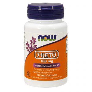 7-Keto 100 mg - 30 VCapsules