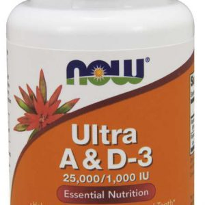 NOW Foods Ultra A & D3