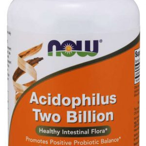 Acidophilus Two Billion Veg Capsules