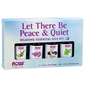 Let There Be Peace & Quiet Oils Kit
