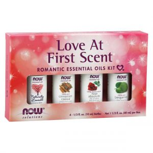essential oil kit love at first scent