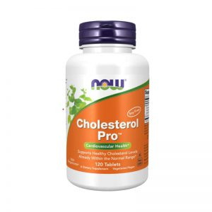 NOW Foods - Cholesterol Pro™ Tablets