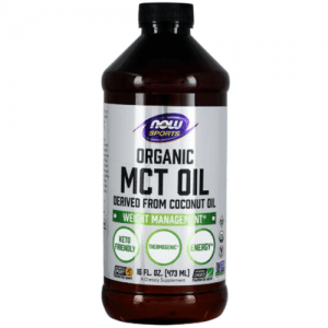 NOW Foods Organic MCT Oil