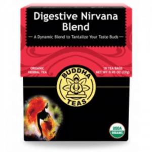 Organic Digestive Nirvana Blend Tea