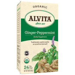 Alvita Ginger Peppermint Tea