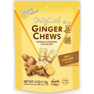 prince of peace ginger chews