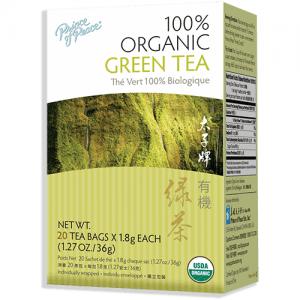 Prince of Peace Organic Green Tea 20 ct
