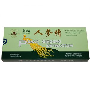 Pine Brand Panax Ginseng Extractum with Alcohol