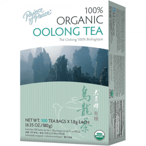 oolong organic tea