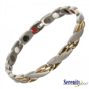 "Serenity2000 ""Anthea"" 4-in-1 Health Bracelet"