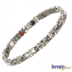 "Serenity2000 ""Ceres 1"" 4-in-1 Health Bracelet"