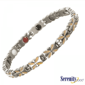 "Serenity2000 ""Ceres 2"" 4-in-1 Health Bracelet"