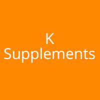 K Herbal Supplements