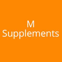 M Herbal Supplements