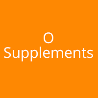 O Herbal Supplements