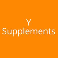 Y Herbal Supplements