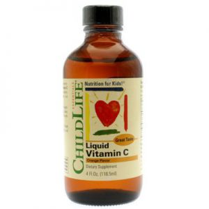 Vitamin C Liquid for Children 4 fl. oz.