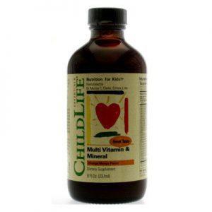 Child Multi Vitamin 8 OZ