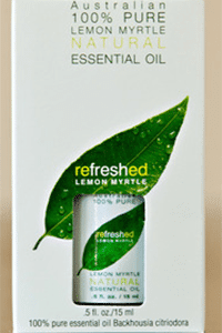 Natural 100% Essential Oil Lemon Myrtle