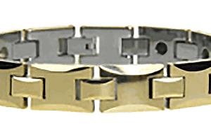 Tungsten Carbide Magnetic Bracelet - Lynx, Serenity2000
