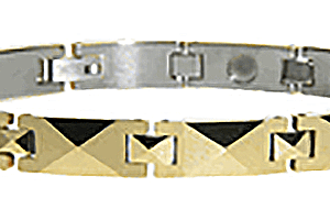 Tungsten Carbide Magnetic Bracelet - Mimosa, Serenity2000