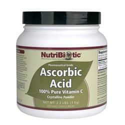 Ascorbic Acid Powder - 2.2 lb, Vegan