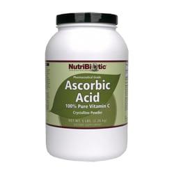 Ascorbic Acid Powder - 5 lb, Vegan