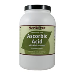 Ascorbic Acid Powder with Bioflavonoids, Vegan - 5 lb