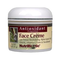 nutribiotic antioxidant face creme