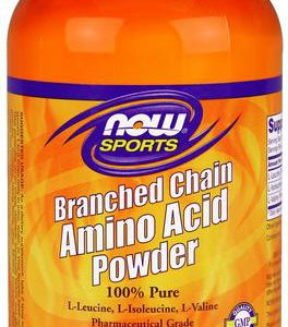 Branched Chain Amino Acid Powder 12 oz NOW Foods