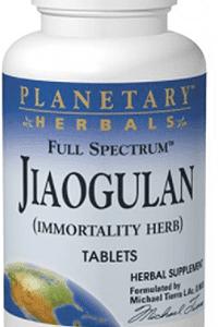 Jiaogulan 315mg Full Spectrum Planetary Herbals