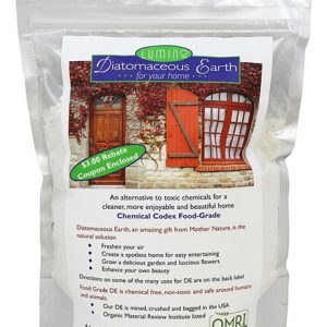 Lumino Food Grade Diatomaceous Earth for your Home