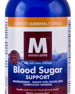 Mineralife Blood Sugar Support