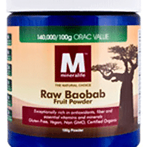 Mineralife Raw Baobob Powder