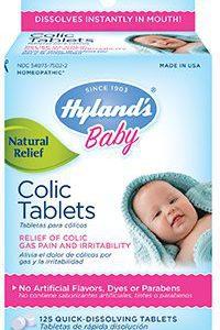 hylands baby colic