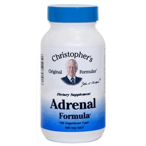 dr christophers adrenal formula