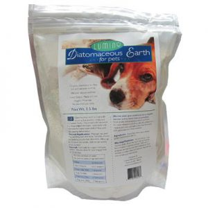 epa registered diatomaceous earth for pets