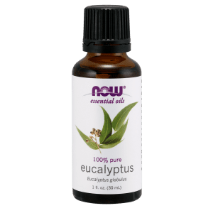 eucalyptus oil 1 oz now foods