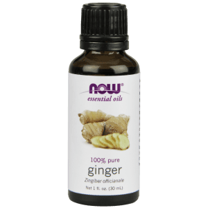 ginger oil 1 oz now foods