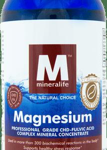 mineralife coffee flavored magnesium