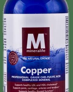 mineralife copper