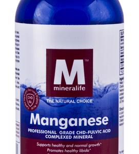 mineralife manganese supplement