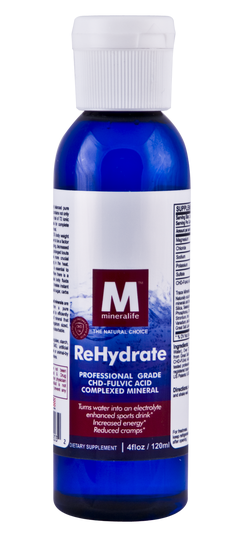 mineralife rehydrate supplement